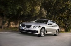 BMW is rolling out its first-ever 5 Series hybrid this year