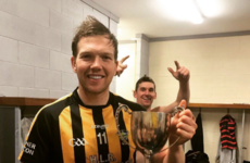 Walter's still winning matches: Kilkenny star has just won another championship...in football