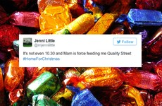 15 tweets that sum up your arrival home for Christmas