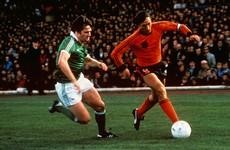 Dutch legend Johan Cruyff on how he learned to play football