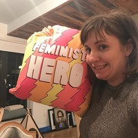 Lena Dunham apologises after saying she 'wished she had an abortion'