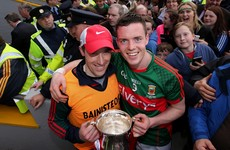 Mayo manager on All-Ireland glory, Twitter use and his brother's Arsenal experience