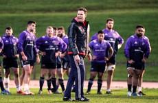 Rassie Erasmus dismisses speculation that Munster are seeking All Black Ben Smith