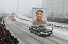 The 10 strangest photographs from Kim Jong-Il's funeral