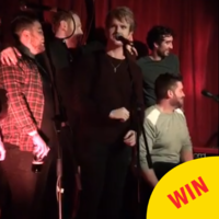 Kodaline, Gavin James and The Coronas got together to sing Fairytale of New York in a Dublin pub