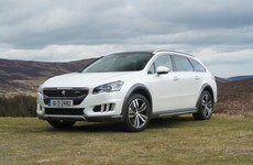 Review: Peugeot's 508 RXH has style, spec and space for six-footers in the back