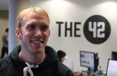 Irish hockey star David Harte takes on The42 Christmas Quiz