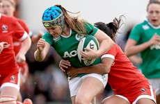 The rugby world is always changing and Ireland's Anna Caplice is always ready