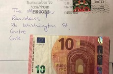 This punter posted money to a pub in Cork after 'feeling bad' about not paying for their pints