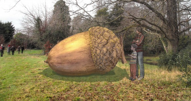 The People's Acorn: Giant artwork planned for grounds of Áras to commemorate 1916
