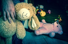 Is the rate of toy-thefts from Crumlin children's hospital on the rise?