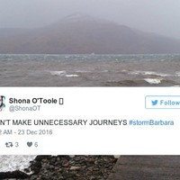 15 tweets that sum up Ireland during Storm Barbara