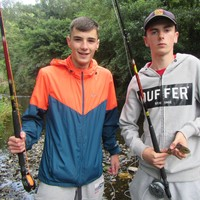 Nothing fishy here: 500 children from across Dublin have been taught how to fish