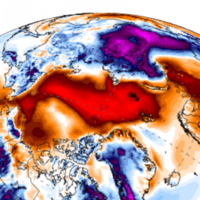 Record temperatures as the North Pole gets a heatwave for Christmas