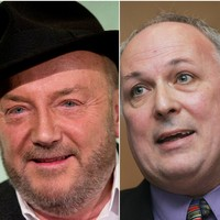 'When is this p***k up for re-election': George Galloway and a Dublin councillor are having a heated row on Twitter