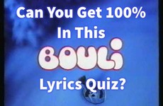 Can You Get 100% In This Bouli Lyrics Quiz?