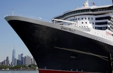 Search called off after woman 'falls overboard from cruise ship'