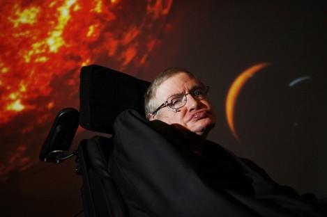 Stephen Hawking (File photo)