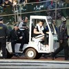 Raiders lose Carr as Texans, Falcons, Giants reach playoffs