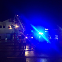 Firefighters in Limerick were up early this morning to tackle a blaze in the city
