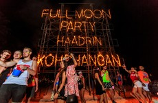 Beats, booze and bodypaint: Full moon parties are still defying troubled Thailand