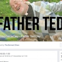 The Bernard Shaw pub in Dublin is hosting its annual Father Ted Stephen's Day extravaganza