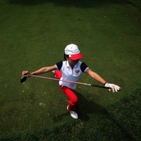 In pictures: A day in the life of 11-year-old Chinese golfer Ada Li