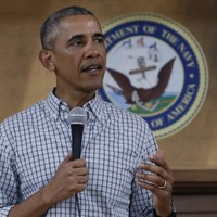 Obama says he could have been re-elected if he ran against Donald Trump