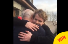 Steve from Kodaline made his dad cry with an amazing present of a car on Christmas morning