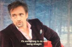 "Richard Hammond silent on criticism after saying eating ice cream is ""gay"""