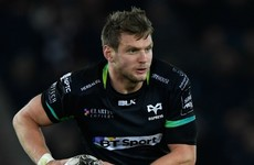 Welsh landmark for Dan Biggar as Ospreys leapfrog Leinster into second