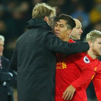 Klopp hails Firmino as he puts 'off-pitch issues' to one side to end goal drought