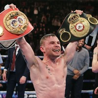 Carl Frampton tops off remarkable 2016 as he's crowned ESPN Fighter of the Year