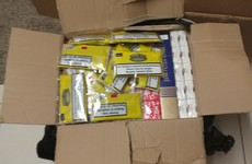 Cash, cigarettes and tobacco seized in Revenue raids