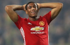 Martial's agent says the United striker is considering an offer from Sevilla