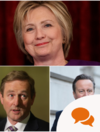 'Marry me, so we don't break up': The political proposals of 2016 that got it all wrong