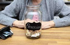 The gap between private pensions and public pensions has the government worried