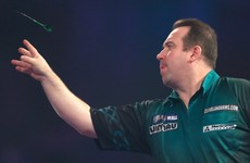 Fermanagh man Dolan sent packing at Ally Pally as his second round hoodoo continues