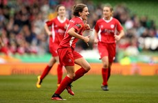 Shel-shocking the Aviva and a dazzling year in green: Leanne Kiernan's 2016