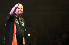 Barney books QF place - and a showdown with Taylor could be up next
