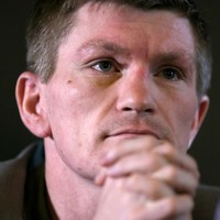 'I tried to kill myself several times': Ricky Hatton opens up about battle with depression