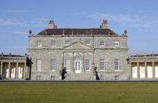 Russborough House is getting thousands in public funding for the first time in years