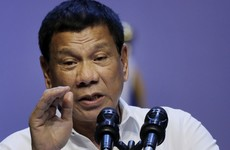 Philippines president backtracks on claim he threw someone out of a helicopter