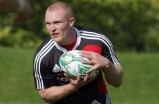 Munster name Earls in squad