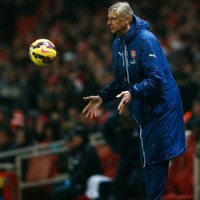 Arsene Wenger and Mathieu Debuchy are barely on speaking terms