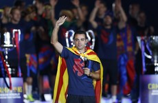 Xavi: 'The Catalan national team would be among the best 10 or 15 sides in the world'