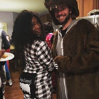 Serena Williams announced her engagement by randomly posting a poem on Reddit