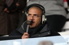 What the focal? Stan Collymore shows off by tweeting 'as Gaeilge'