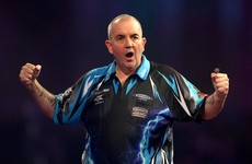 Power surge! Taylor holds his nerve to book Ally Pally quarter-final with old nemesis