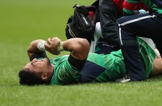 Bundee Aki wanted to postpone ankle surgery and play through the pain for Connacht
